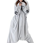 Costume Agent Big Bang Theory Soft Kitty Hooded Kigurumi One Piece Pajama Kostüm