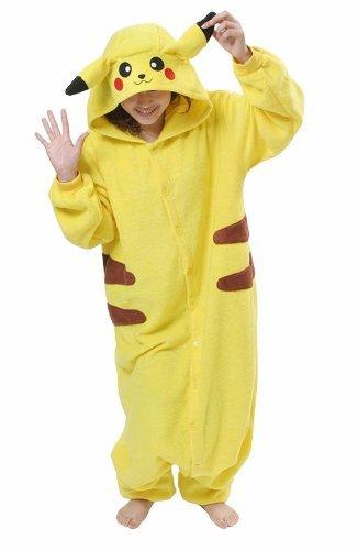 Pikachu Kostüm - Schlafanzug Erwachsene
