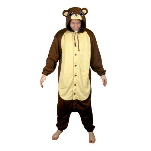 Bärenkostüm - Schlafoverall - Faschngskostüme2